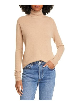 Equipment delafine cashmere turtleneck sweater