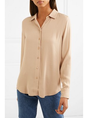 Equipment essential crepe shirt