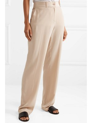 Equipment lita washed-silk wide-leg pants