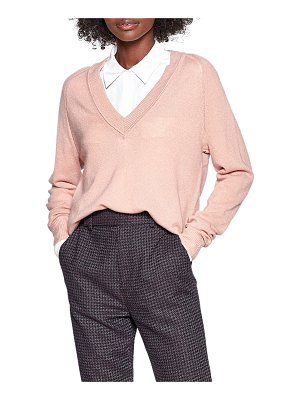 Equipment Madeline V-Neck Cashmere Sweater