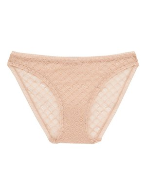 Eres torsade leavers lace briefs