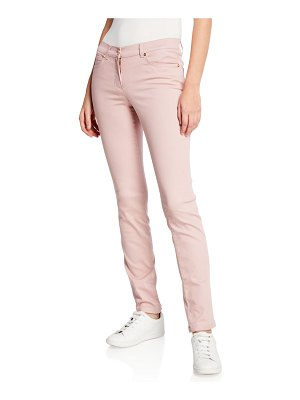 ESCADA Five-Pocket Narrow Straight-Leg Jeans