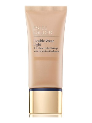 Estee Lauder double wear light soft matte hydra makeup foundation
