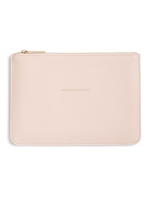 Estella Bartlett medium zip pouch