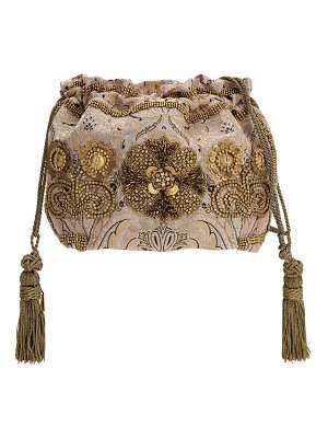 ETRO Embroidered techno jacquard bag