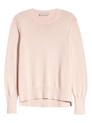 EVERLANE the soft cotton crew sweater
