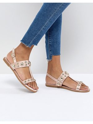 Faith baubles flat sandals