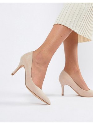 Faith chariot heeled pumps