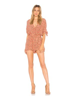 Faithfull The Brand Cusco Playsuit