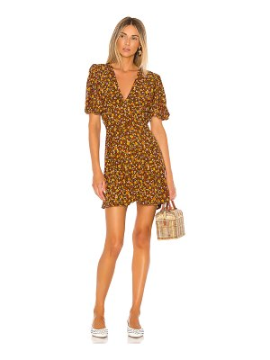 Faithfull The Brand ilia mini dress