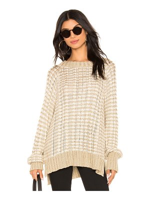 Faithfull The Brand Teale Knit Sweater