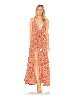 Faithfull The Brand X REVOLVE Santa Rosa Maxi Dress