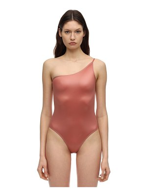 FANTABODY Pina shiny one piece swimsuit