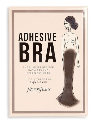 Fashion Forms 3-pack adhesive bra