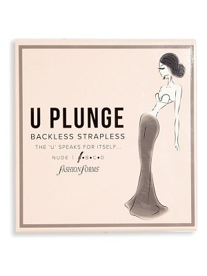 Fashion Forms u-plunge backless strapless bra