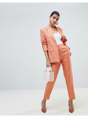Fashion Union cigarette pants two-piece