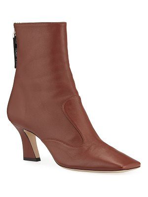 Fendi FFreedom 65mm Calf Leather Booties