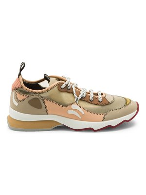 Fendi ffreedom technical mesh sneakers
