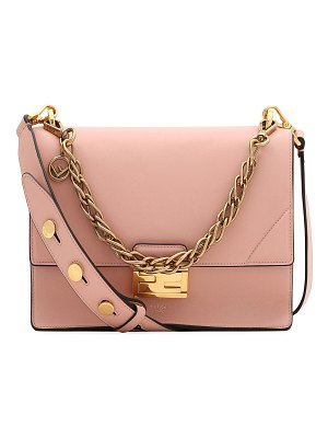 Fendi Kan U Grace Matte Shoulder Bag
