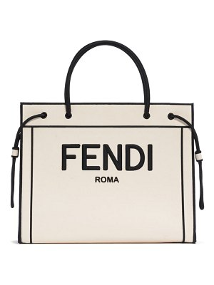 Fendi medium roma shopper