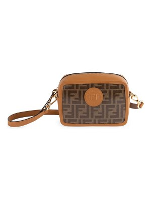 Fendi mini logo camera bag