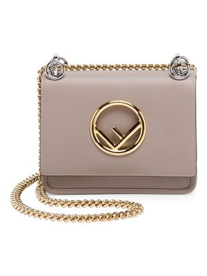 Fendi small kan i shoulder bag