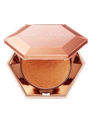 FENTY BEAUTY by Rihanna Diamond Bomb All-Over Diamond Veil Cognac Candy