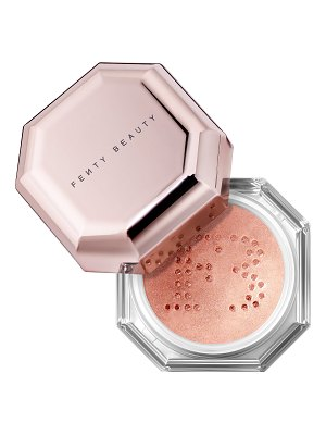 FENTY BEAUTY by Rihanna Fairy Bomb Shimmer Powder Rosé on Ice
