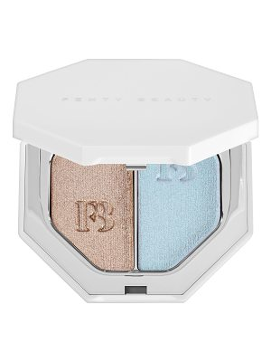 FENTY BEAUTY by Rihanna Killawatt Foil Freestyle Highlighter Duo Sand Castle/ Mint'd Mojito 2 x