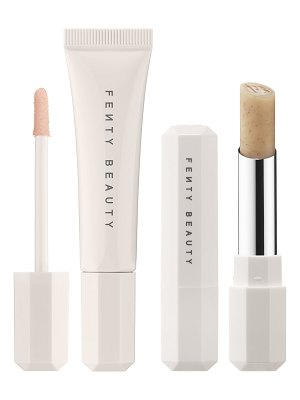 FENTY BEAUTY by Rihanna Pro Kiss'r Duo: Scrubstick + Lip Balm Set