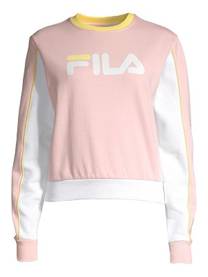 Fila nuria colorblock sweatshirt