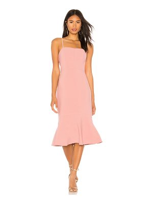 Finders Keepers Continuum Midi Dress