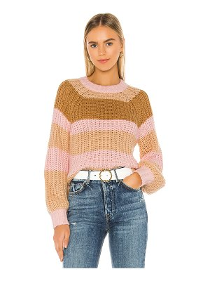 Finders Keepers mariposa knit pullover