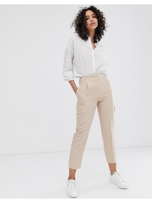 Finery oliver linen blend pants
