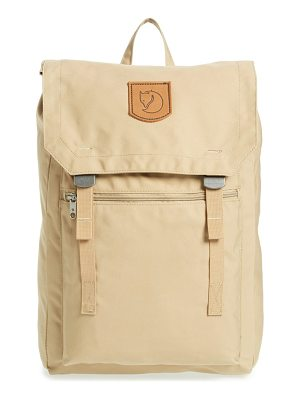 Fjallraven foldsack no.1 water resistant backpack