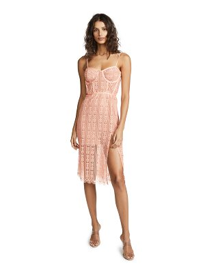 For Love & Lemons dakota lace dress