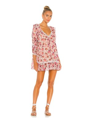 For Love & Lemons evie swing dress