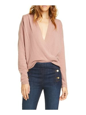 Frame criss cross cashmere sweater