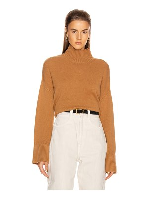 Frame high low turtleneck