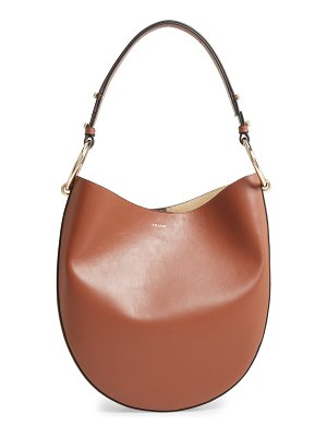 Frame le switch leather hobo bag