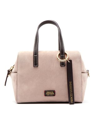 Frances Valentine leather satchel