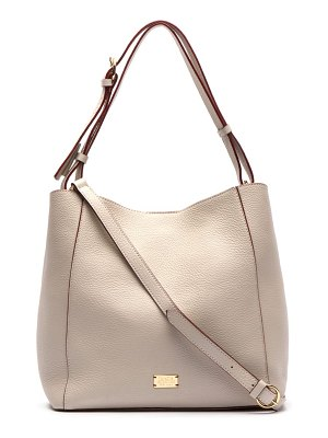 Frances Valentine medium june leather hobo