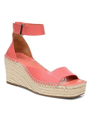 Franco Sarto camera espadrille wedge sandal