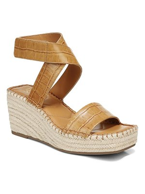Franco Sarto carezza espadrille wedge sandal