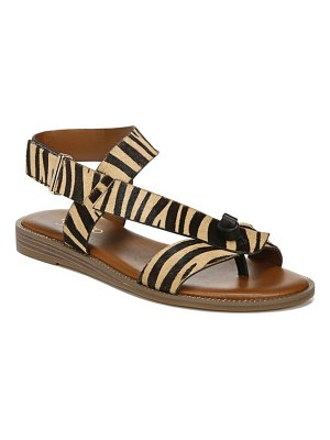 Franco Sarto glenni genuine calf hair sandal