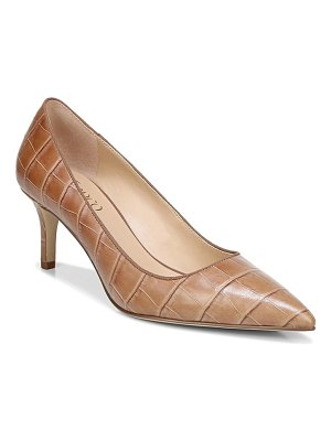 Franco Sarto tudor pointed toe pump