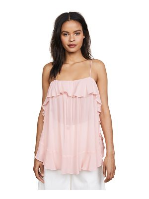 FREE PEOPLE Cascades Cami