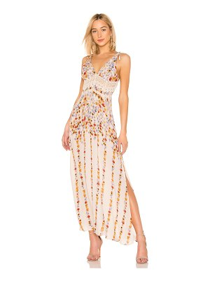 Free People Claire Maxi Dress