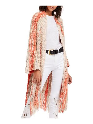 FREE PEOPLE Desert Daze Cardigan
