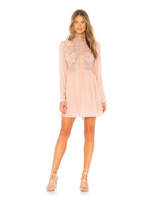 Free People Divine Mini Dress
